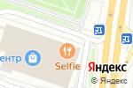 Схема проезда до компании S.T.Dupont в Москве