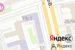 Схема проезда до компании Региональная юридическая компания в Москве