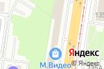 Схема проезда до компании Strom jeans в Туле
