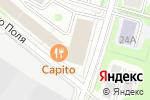 Схема проезда до компании ГлавМед в Москве