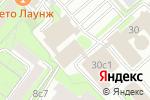 Схема проезда до компании Aquasun+ в Москве