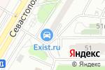 Схема проезда до компании Дым в Москве