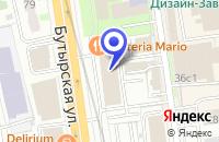 Схема проезда до компании ТФ КВАЗАР-МИКРО-МОСКВА в Москве