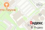 Схема проезда до компании Магазин сантехники на Фрунзенской набережной в Москве