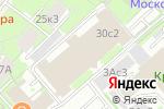 Схема проезда до компании Кто Там? в Москве