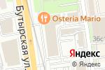 Схема проезда до компании ИнДефенс в Москве