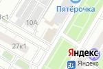 Схема проезда до компании BARABAR в Москве