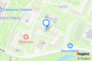 Снять двухкомнатную квартиру в Москве Ратная ул., 8к1