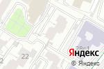 Схема проезда до компании Агама-М в Москве