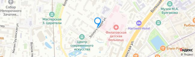 Зоологическая улица