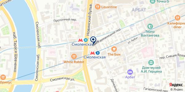 ПИВНОЙ РЕСТОРАН ДЖОН БУЛЛ ПАБ на карте Москве