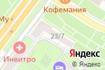 Схема проезда до компании Диал-Сервис в Москве