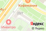 Схема проезда до компании Wax & Go в Москве
