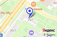 Схема проезда до компании ШКОЛА ФЛОРИСТОВ-ДИЗАЙНЕРОВ НИКОЛЬ в Москве