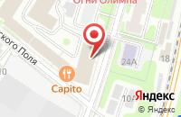Схема проезда до компании Компания «Новый Формат» в Москве