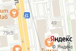 Схема проезда до компании Вкусный мир 2 в Москве