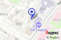 Схема проезда до компании КБ МЕЖДУНАРОДНЫЙ БАНК ХРАМА ХРИСТА СПАСИТЕЛЯ в Москве