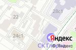 Схема проезда до компании BANKHAUS ERBE в Москве