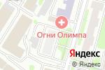 Схема проезда до компании Ревизии и проверки финансово-хозяйственной деятельности государственных (муниципальных) учреждений в Москве