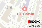 Схема проезда до компании LabOrganic в Москве