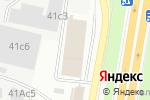 Схема проезда до компании Тепловодоучет в Москве