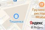 Схема проезда до компании Via Italia в Москве