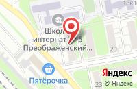Схема проезда до компании Маклай Паблишер в Москве