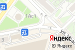 Схема проезда до компании Stivali в Москве