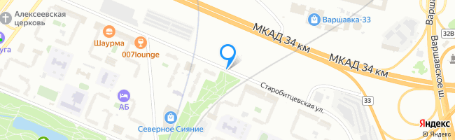 Старобитцевская улица