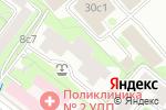 Схема проезда до компании Правовое сопровождение бизнеса в Москве