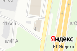 Схема проезда до компании Супербуксир в Москве