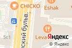 Схема проезда до компании Must! в Москве