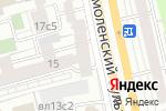 Схема проезда до компании Brisket BBQ в Москве