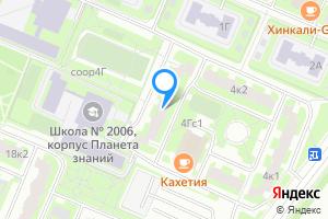 Снять комнату в трехкомнатной квартире в Москве Коктебельская 4 к3