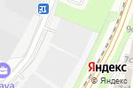 Схема проезда до компании Свежий ветер в Москве