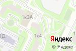 Схема проезда до компании Vapor Games в Москве