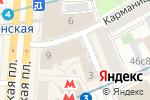 Схема проезда до компании Скупка на Смоленской в Москве