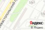 Схема проезда до компании Estede в Москве