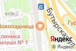 Схема проезда до компании MachineStore в Москве