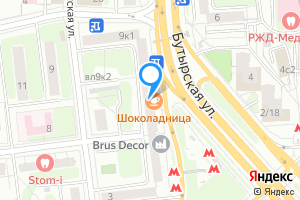 Однокомнатная квартира в Москве Бутырская ул., 7