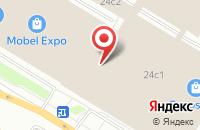 Схема проезда до компании Строй Инвест в Москве