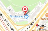 Схема проезда до компании Лексинтер в Москве