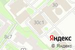 Схема проезда до компании Водолей Арт в Москве