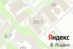 Схема проезда до компании BEST7 в Москве