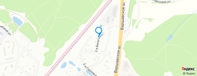 улица Белогорская 2-я