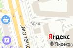Схема проезда до компании Ломбард №38 в Москве