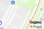 Схема проезда до компании Itsmybike в Москве