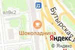 Схема проезда до компании Энтузиаст в Москве