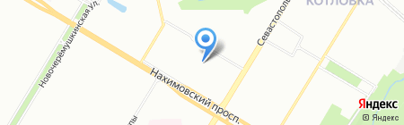 Santemax на карте Москвы