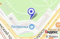 Схема проезда до компании АРХИТЕКТУРНО-ПРОЕКТНАЯ МАСТЕРСКАЯ ДИА в Москве